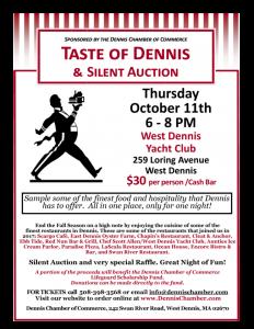 Taste of Dennis @ West Dennis Yacht Club | Dennis | Massachusetts | United States