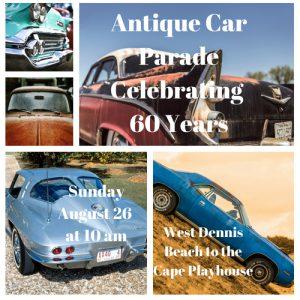 Antique Car Parade @ West Dennis Beach | Dennis | Massachusetts | United States