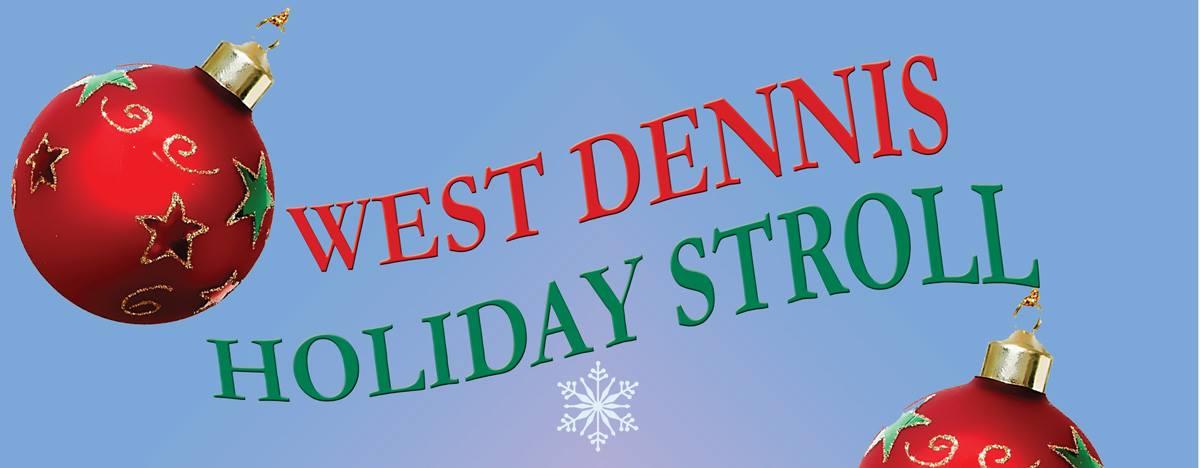 West Dennis Christmas Stroll