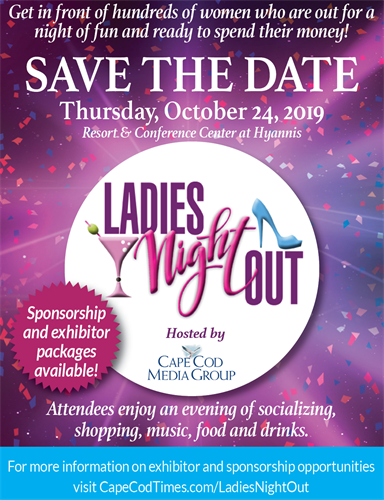 Ladies Night Out @ Resort & Conference Center at Hyannis | Barnstable | Massachusetts | United States